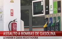 Assalto a bomba de gasolina