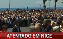 Valls vaiado em Nice