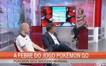 A febre do jogo Pokémon Go