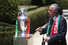 Campeões da Europa recebem insígnias no Porto