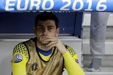 Casillas assegura que não se retirou da seleção espanhola