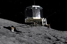 Sonda Rosetta termina a sua missão