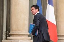 Valls é candidato a presidente de França