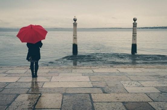 Chuva continua mas temperaturas máximas vão subir