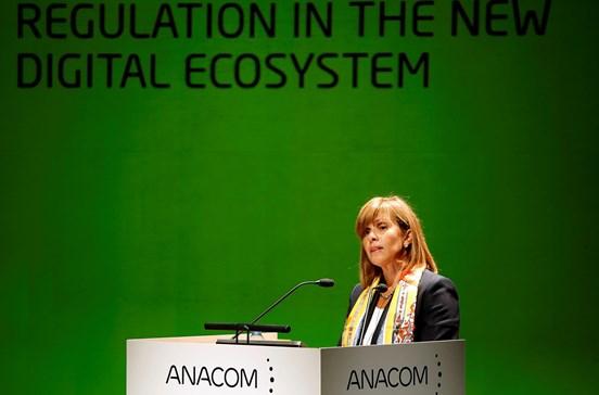 ANACOM aplicou multas de 965 mil euros no ano passado