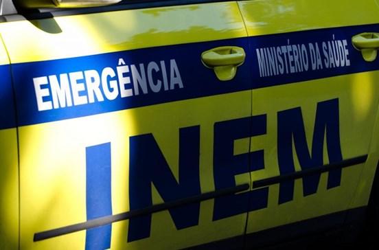 Seis feridos em colisão violenta em Paços de Ferreira