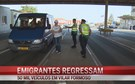 Emigrantes regressam a Portugal
