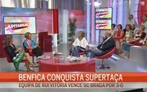 Benfica conquista Supertaça