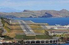 Mau tempo desvia seis aviões do Aeroporto da Madeira