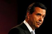 Horta Osório diz que crédito malparado é principal problema da banca portuguesa