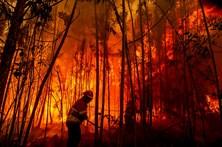 Governo adia fim do período crítico de incêndios