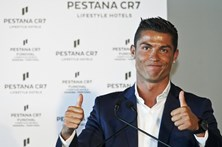 Cristiano Ronaldo é o melhor jogador da Europa