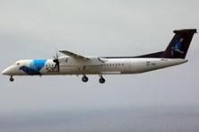 Mau tempo cancela quatro voos nos Açores