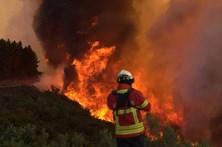 Dominado fogo em Celorico da Beira