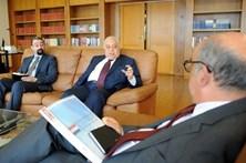 Embaixador do Iraque solidário para com pais de vítima