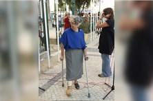 Gang sequestra idosa à saída de padaria