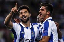 FC Porto derrota Roma e segue em frente na Champions