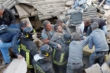 """""""Metade"""" da cidade italiana desapareceu após sismo"""