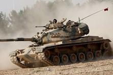 Exército turco entra na Síria