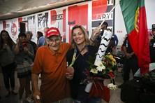 """Telma Monteiro """"muito satisfeita"""" no regresso a Portugal"""