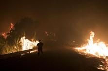 """Dispositivo de combate a incêndio de Abrantes foi de """"bastante sucesso"""""""