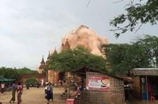 Sismo de magnitude 6,8 em Myanmar