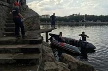 Buscas por homem desaparecido no rio Tua suspensas