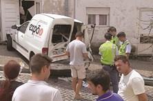 Camião desgovernado atropela e mata idosa