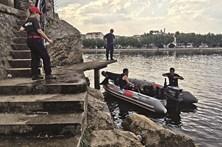 Buscas no rio Tua por desaparecido