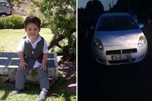 Menino de cinco anos morre atropelado por vizinha