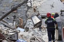 Mais de 300 réplicas sacudiram Itália durante a noite