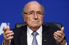 Presidente russo convidou Joseph Blatter a assistir a jogos