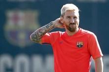 Messi vence Melhor Golo da Época para a UEFA