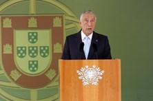"""Marcelo considera """"boa notícia"""" números do défice orçamental"""