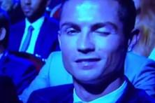 Ronaldo reage quando sabe que vai jogar contra Sporting