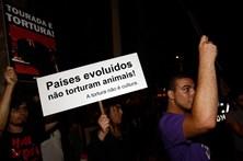 Protestos na RTP contra transmissão de touradas