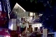 Explosão em centro desportivo na Bélgica faz um morto
