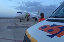 Passageira morre em pleno voo para Lisboa