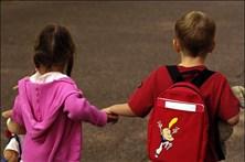 Crianças de quatro anos têm vagas no pré-escolar