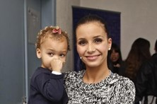 Filha de Luciana Abreu já teve alta
