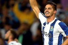 """André Silva """"feliz pela primeira chamada à Seleção"""""""