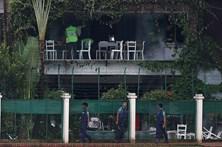 Três extremistas islâmicos abatidos no Bangladesh