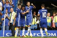 Chelsea líder provisório da Liga inglesa