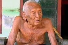 Descoberto o homem mais velho do mundo