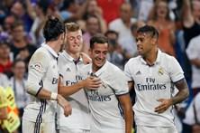 Real Madrid vence e lidera isolado a liga espanhola
