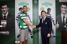 Bas Dost assina com o Sporting