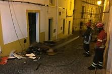 Seis feridos em incêndio urbano em Elvas