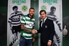 Sporting confirma Castaignos