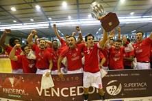 Benfica conquista Supertaça de andebol