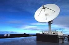 Açores recebem antena da Agência Espacial Europeia